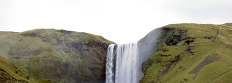 Mindful Moments – Waterfall